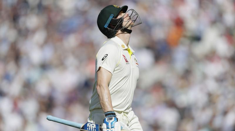 Steve Smith returned to international cricket to a chorus of boos but he walked off the pitch at the Oval to a standing ovation after a summer of Ashes redemption. (Photo: AP)