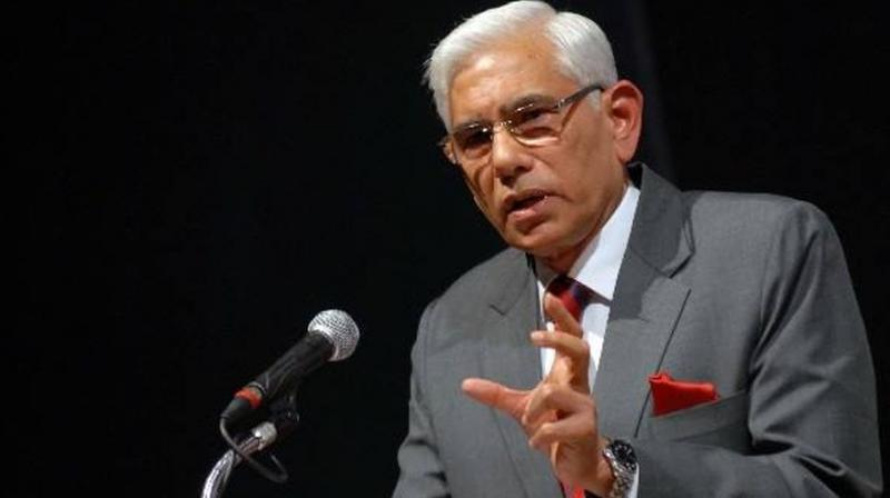 Vinod Rai was happy with the outcome of the Supreme Court hearing on Tuesday during which its petition seeking clarification on the permission granted to the Tamil Nadu Cricket Association to hold elections, was admitted. (Photo: Facebook)
