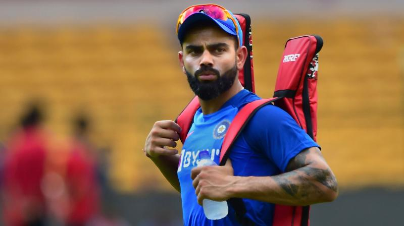 Kohli was found guilty of breaching Article 2.12 of the ICC Code of Conduct for Players and Player Support Personnel. (Photo: PTI)