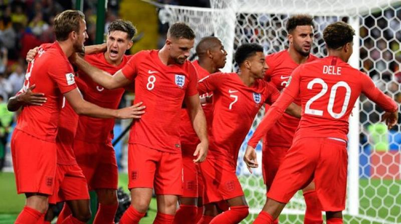 England face the Czechs away in Group A on Friday before visiting Bulgaria on Monday for a match in a partially-closed stadium due to the home supporters' racist behaviour in June. (Photo: AFP)