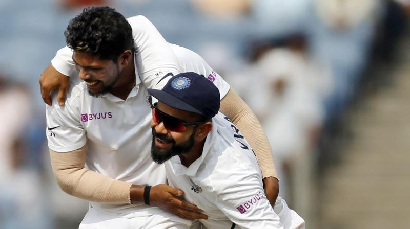 India captain Virat Kohli feels that time has come for the BCCI to zero in on five permanent Test centres for future home series, similar to the English and Australian model when top teams tour those countries. (Photo: AP)