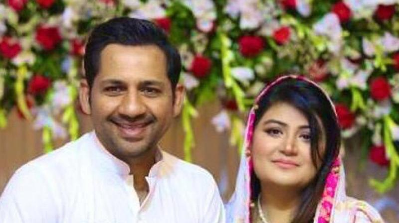 'It is Pakistan Cricket Board's (PCB) decision and we have to respect it,' says Sarfaraz Ahmed's wife.