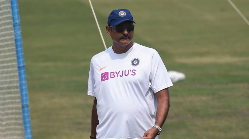 Ravi Shastri also seemed mighty impressed by Rohit Sharma's performance throughout the series. (Photo: AFP)