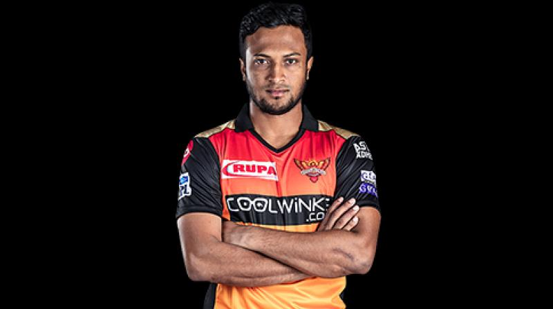 The match referred in ICC's verdict on Shakib was played between his IPL franchise Sunrisers Hyderabad and Kings XI Punjab on April 26, 2018. (Photo: IPL Website)