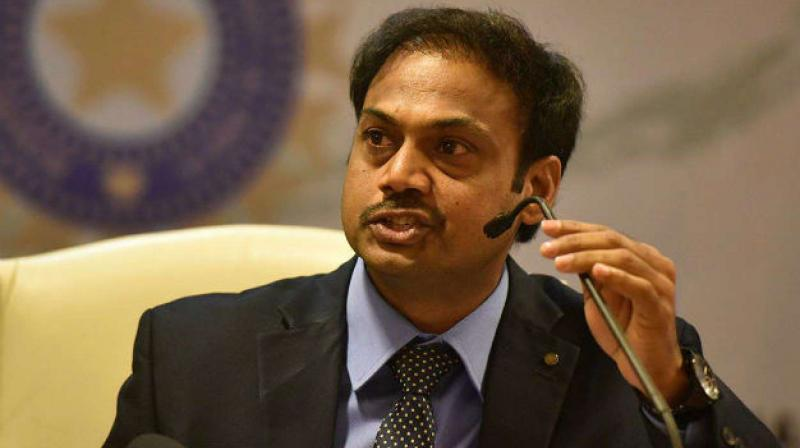 It is learnt that Laxman Sivaramakrishnan will replace MSK Prasad as BCCI's head selector. (Photo: File)