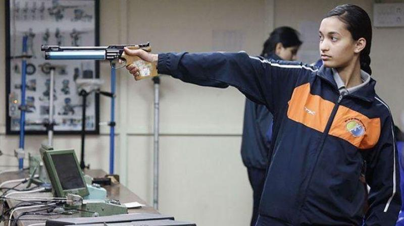 Chinki Yadav has been placed a creditable sixth in what was her first senior international final. (Photo: Twitter)