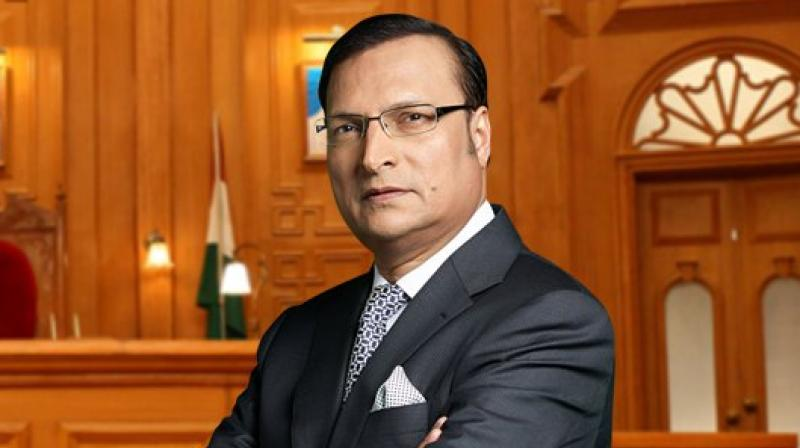 Rajat Sharma was reinstated by DDCA ombudsman Justice (Retd) Badar Durrez Ahmed on Sunday, besides fixing November 27 to formally hear the matter. (Photo: Twitter)