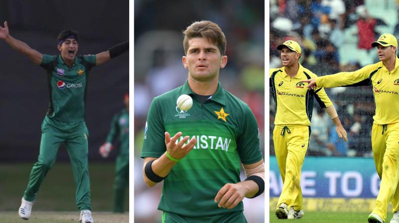 Captain Tim Paine said Wednesday Australia were wary of being 'surprised' by Pakistan's young pace attack, which could include 16-year-old sensation Naseem Shah, and admitted they had been studying as much footage as possible.  (Photo:AFP/PTI)