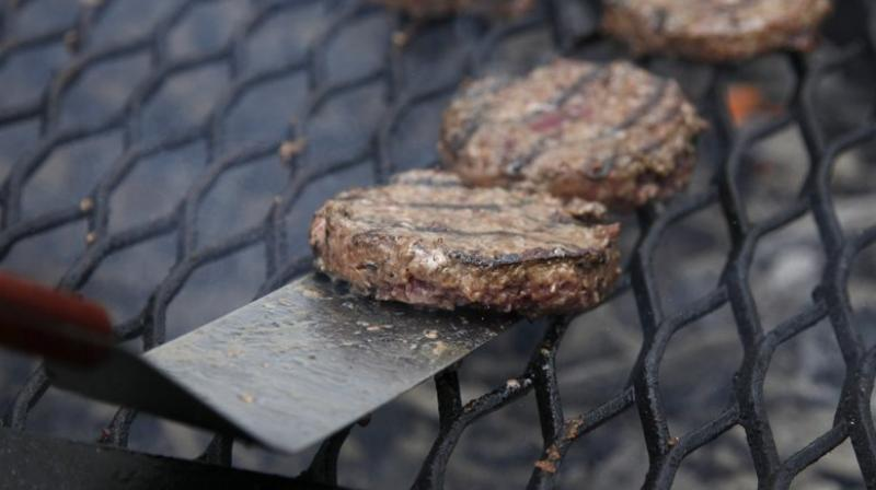Cutting your food to test for doneness is another common way people bungle their food. (Photo: AP)