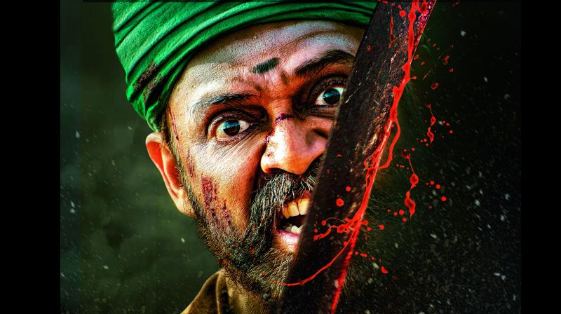 Naarappa is an official remake of the Tamil blockbuster Asuran.