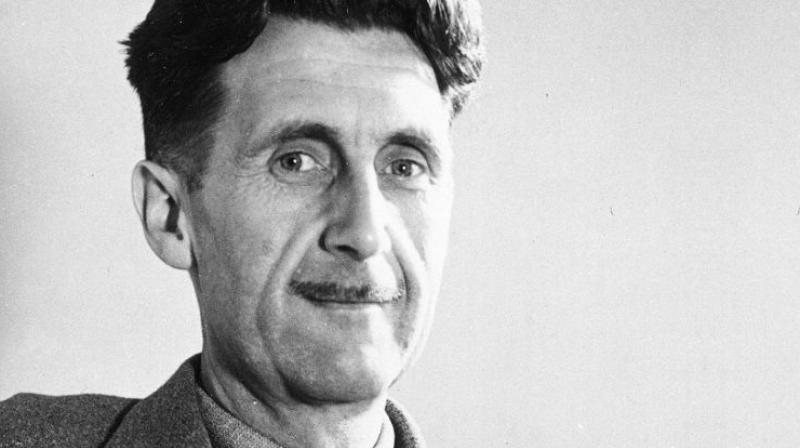 George Orwell (Photo: AP)