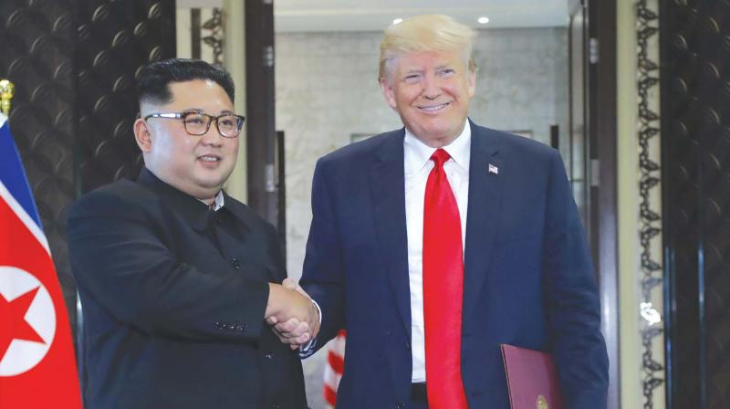 North Korean leader Kim Jong-un and US President Donald Trump  (Photo: AP/File)