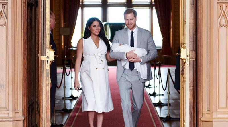 Post the appearance, the Duchess was hailed to be an 'absolute icon' for proudly showing her post-pregnancy belly. (Photo: Instgram @sussexroyal)