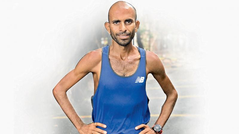 The 'Faith Runner', devotee of Lord Krishna, the humble and simple Samir Singh has done that, taking strides of pride every day since April 29, 2017, running 100 km each day, which he intends to do for 100 days.