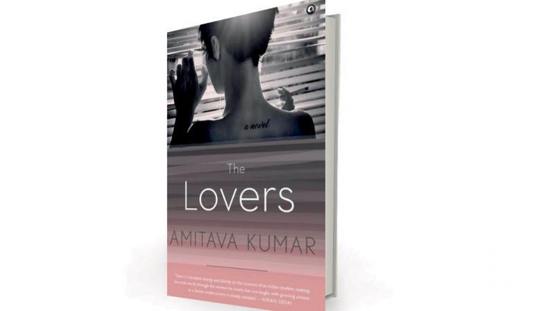 The Lovers by Amitava Kumar Aleph, Rs 599