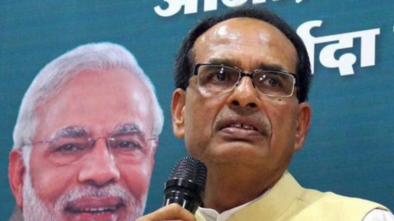 Madhya Pradesh Chief Minister Shivraj Singh Chouhan (Photo: PTI)