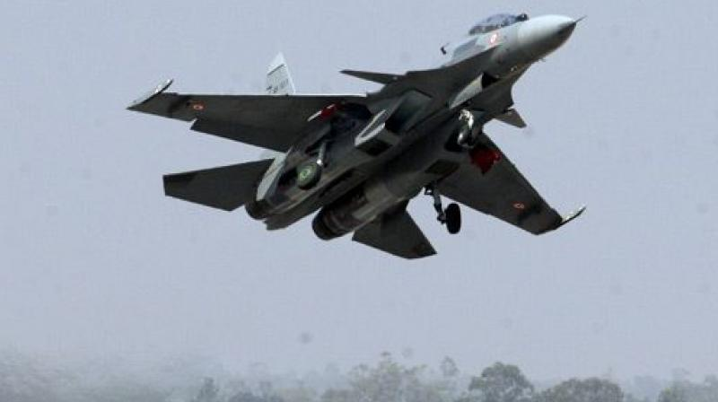In the 'war' within our Parliament, the government and the Opp. have viciously clashed on just about every issue, and have often stopped just short of coming to blows. The raucous political cacophony has overshadowed one of the real crises that is facing the country — the parlous state of the IAF. (Representational image)