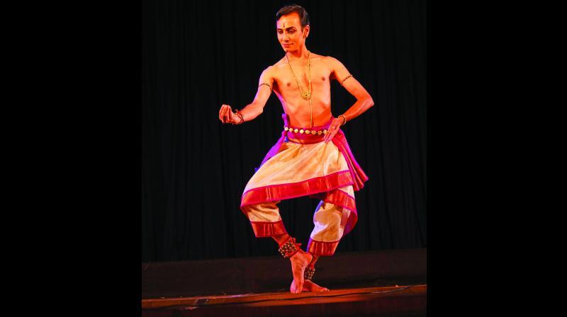 Dancers Praveen