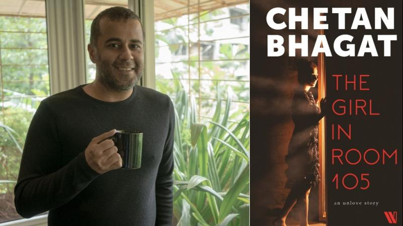 This is the first title of the six-book global deal that Amazon Publishing announced with Chetan Bhagat in April this year.