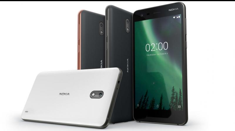 It will run Android Oreo Go with all the Google Go services. (Representative Image: Nokia 2)