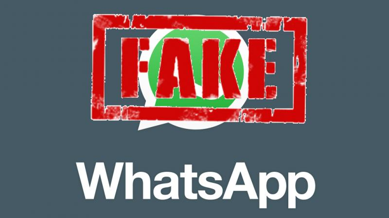 Scam messages often scare the user, making him panic and spread the fake message to his friends.