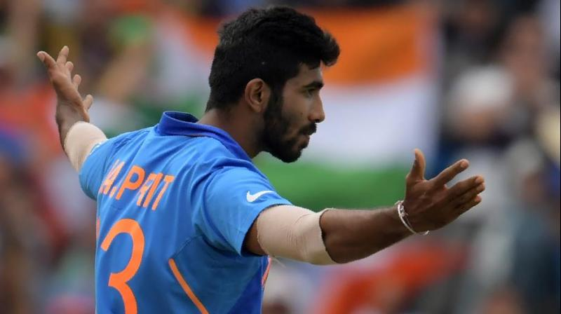 Fit-again pacer Jasprit Bumrah returned to India's T20 and ODI squads for next month's home assignments against Sri Lanka and Australia, while top batsman Rohit Sharma was rested from the T20s in the squads announced here on Monday. (Photo: Cricket World Cup/Twitter)