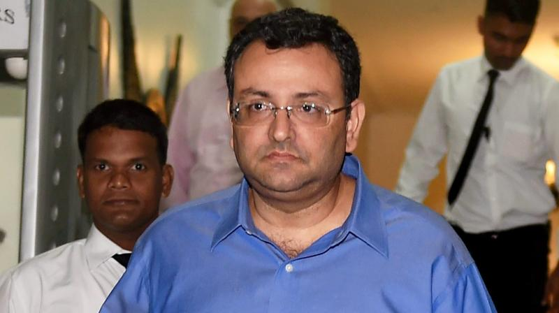 Ousted Tata Sons chairman Cyrus P Mistry