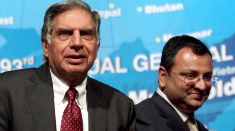 However, Cyrus Mistry resigned from the board of six firms, and dragged Tata Sons and his then interim successor Ratan Tata to the NCLT. (Photo: File)
