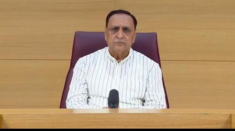 Gujarat Chief Minister Vijay Rupani (Image Source: Instagram )
