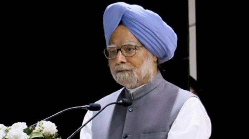 Manmohan Singh (Photo: PTI)