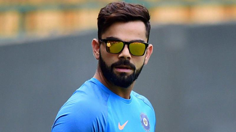 Kohli had penned down the deal with Surrey in order to prepare himself for India's blockbuster five-match Test series against England later this year, beginning at Edgbaston on August 1. (Photo: PTI)