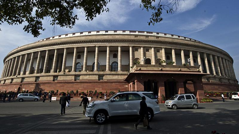 With such an indifferent recent record before us, it is hard to hazard a guess about this year's Monsoon Session, due to begin on Monday (July 19-August 13). (Photo: AFP/file)