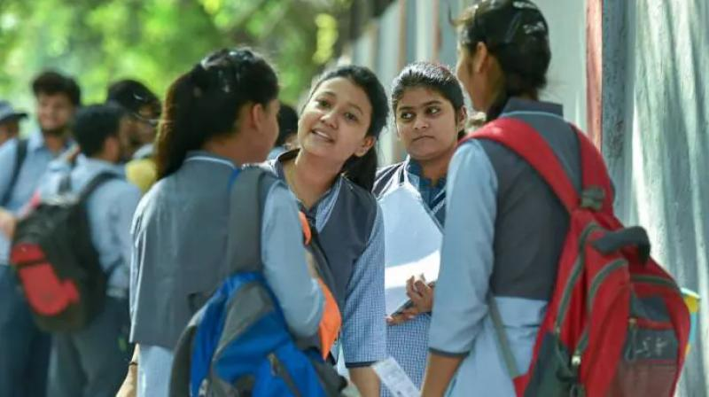 Justice Prateek Jalan ordered CBSE to consider as representation a petition by Deepa Joseph, mother of a Class 10 student studying in a CBSE affiliated school here, who had paid Rs 2,100 as examination fee. (PTI Photo)