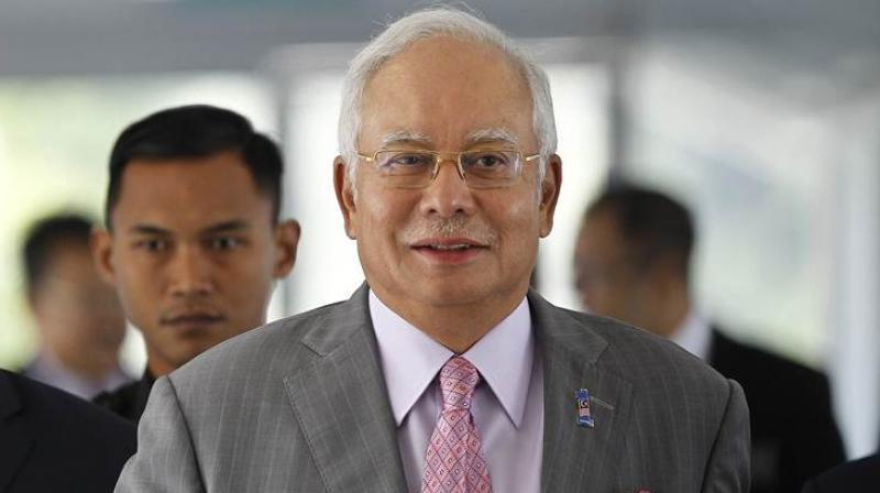 Malaysia's Prime Minister Najib Razak (Photo: AP/File)