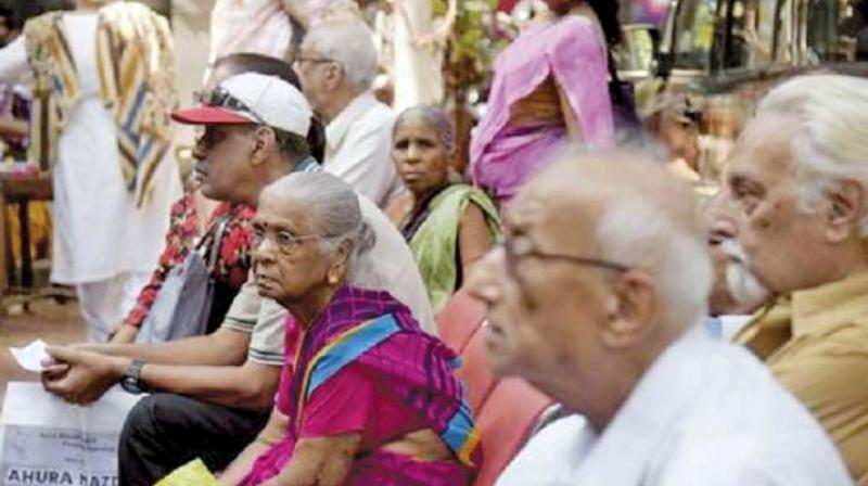 Pixoto The Asian Age Micropension Providing Financial Security For The Elderly Poor