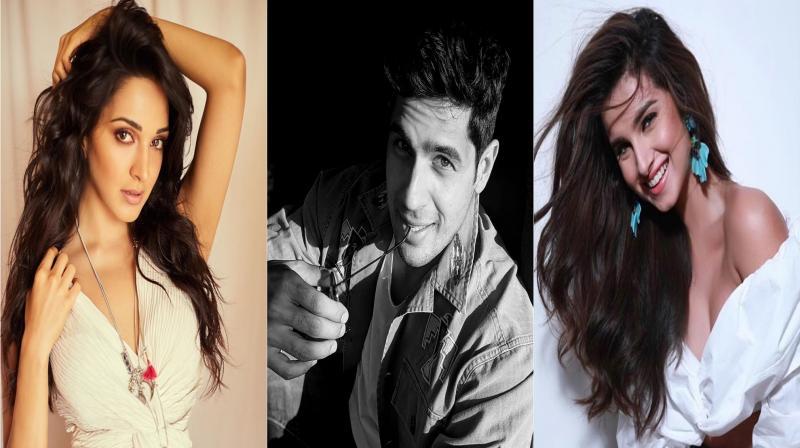 Sidharth Malhotra, Kiara Advani and Tara Sutaria. (Photo: Instagram)