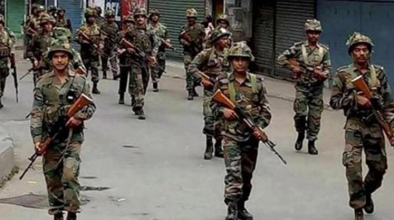 The Central Reserve Police Force (CRPF) chief said there was no ambush on any CRPF convoy in the last two years and the effort is to neutralise such threats as much as possible. (Photo: File/PTI)