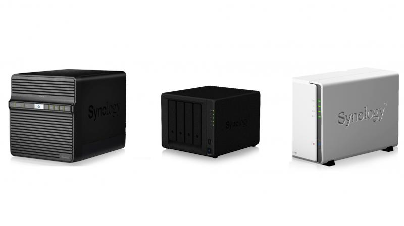 Synology unveils new 18-Series NAS and NVR products