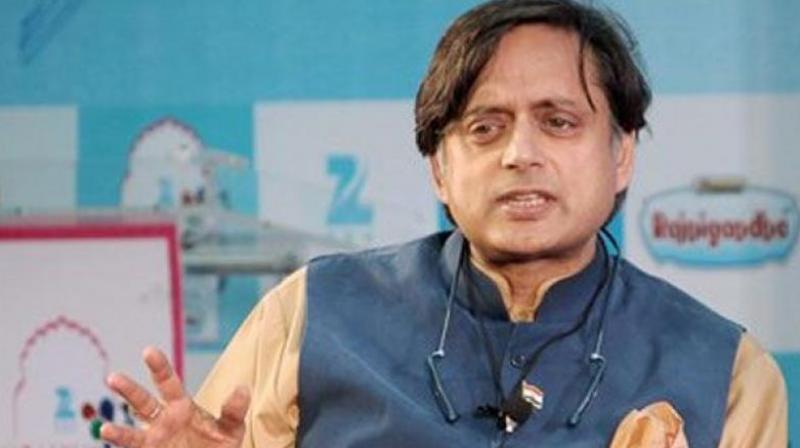 Senior advocate Salman Khurshid, appearing for Tharoor, said he should be protected and the channel and the journalist directed to justify the statements made against him. (Photo: File)