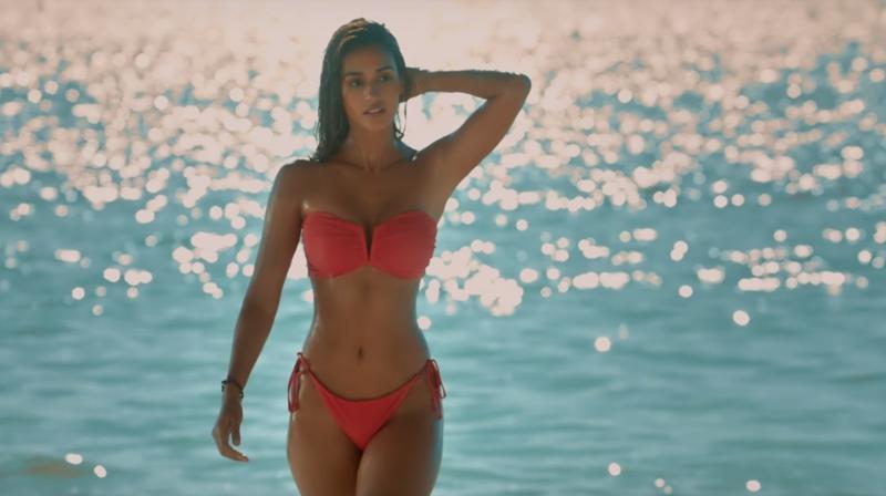 Photo Disha Patani S Bikini Look In Malang Trailer Rakes Up The Heat