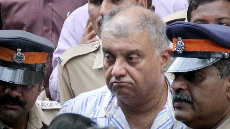 The April 2012 murder of Sheena Bora, daughter of Indrani, Peter's wife, from an earlier relationship, came to light in August 2015 after Rai, arrested for illegal possession of a firearm, told police about the murder. (Photo: PTI)