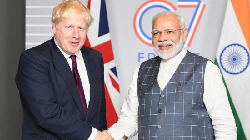 "India is not a member of the G-7 bloc that comprises seven countries -- Canada, France, Germany, Italy, Japan, Britain and the United States --termed as seven of the ""largest"" advanced economies in the world, but the G-7 host nation can invite other nations as guests to the summit. (Representative Photo:AFP)"