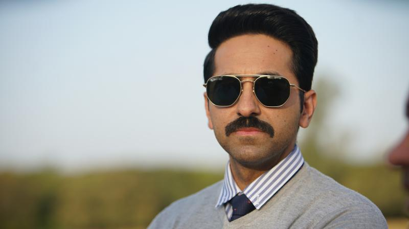 Ayushmann Khurrana in Article 15.