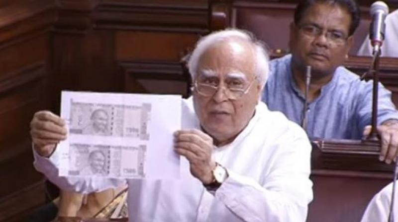 Senior Congress leader and lawyer Kapil Sibal had moved the top court seeking to defer the hearing of the Ram Janmabhoomi-Babri Masjid title dispute till after the 2019 general polls. (Photo: RSTV screengrab   File)
