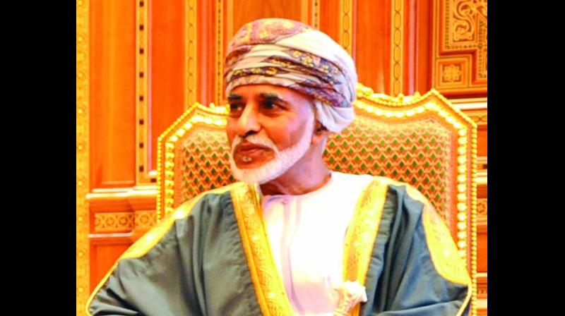 Sultan Qabbous (1940-2020)