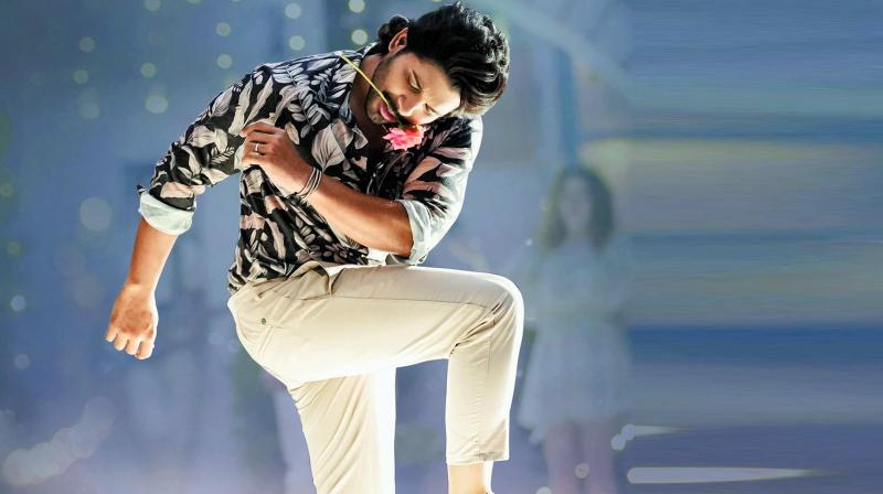 A South Actor With Pan Indian Appeal Allu Arjun