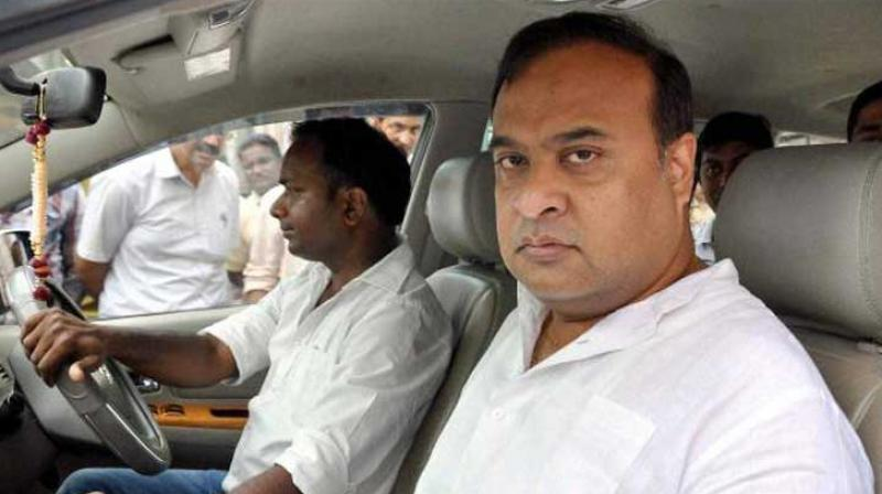 Assam finance minister Himanta Biswa Sarma  (Photo: PTI/File)