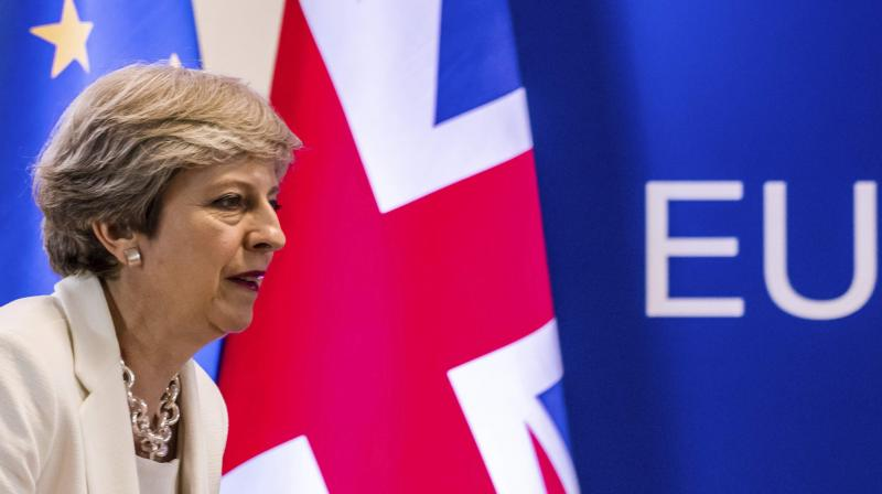 The long-awaited shake-up arrives ahead of another year of potentially bruising battles over Brexit, as talks with the European Union enter a key new phase amid continued divisions in the Conservative party. (Photo: AP)
