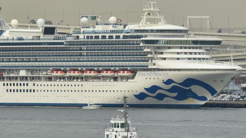 Japan is also the harbour for the Diamond Princess, one of those massive cruise ships that appear to be the ideal incubators for viruses. The rate at which the coronavirus named Covid-19 has been spreading aboard the vessel bears out that assumption.