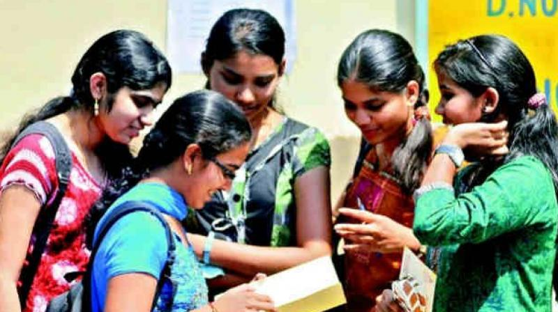 In Tamil Nadu, about 1.07 lakh candidates took the test across 170 centres in 10 cities. (Photo: File | DC)